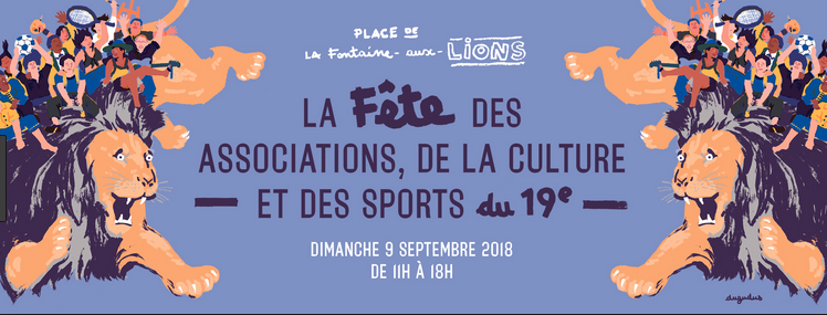 Rendez-vous le 9 septembre au Forum des associations